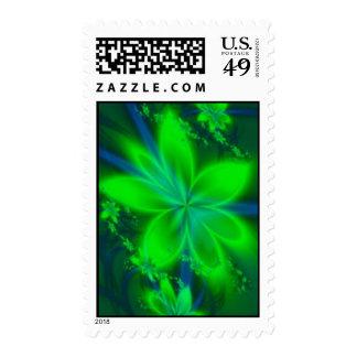 Poisonous Vines Postage Stamp
