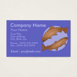 Poisson Business Card