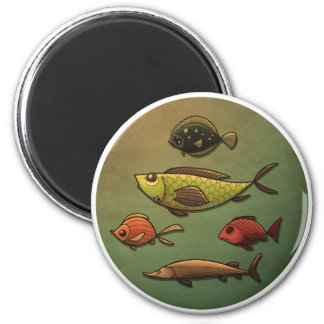 poissons magnets