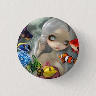 """Poissons Volants: Arc-en-Ciel"" Button"