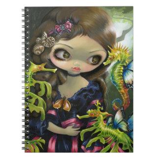 """Poissons Volants: Cuaderno de L'Hippocampe"""