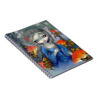 """""""Poissons Volants: Cuaderno de los coloretes de"""
