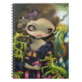 """Poissons Volants: L'Hippocampe"" Notebook"