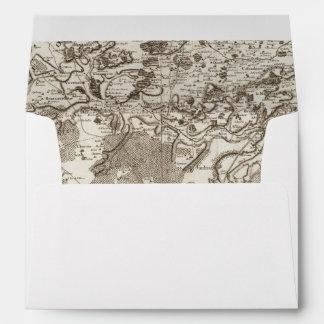 Poitiers Envelopes
