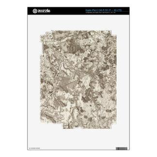 Poitiers iPad 3 Skins