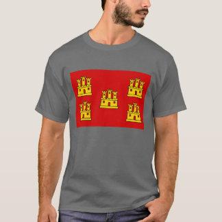 Poitou-Charentes flag T-Shirt