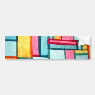 Pojagi Textile Bumper Sticker