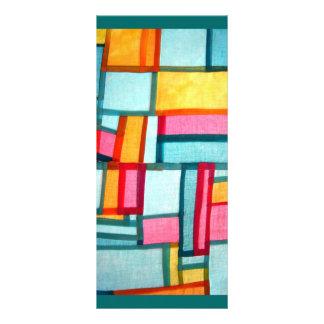 Pojagi Textile Rack Card