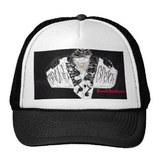 pokaface, RockBottum Trucker Hat