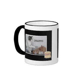 Poke Coffee Mugs