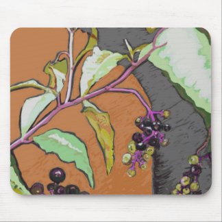 pokeberry along the tobacco trail5.jpg mouse pad