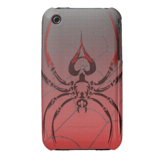 poker ace of spades spider phone case