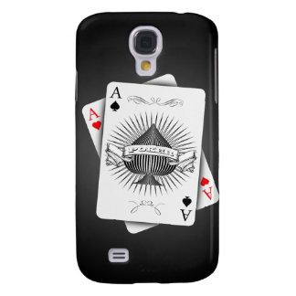 Poker Aces Samsung S4 Case