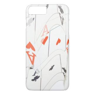 Poker_Aces,_Tough_iPhone_Seven_Plus_Case iPhone 7 Plus Case