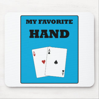 Poker Addict Mouse Pad