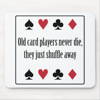 ** POKER ADDICT ** MOUSE PAD