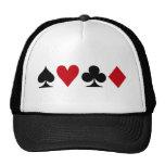 Poker Addict Trucker Hat