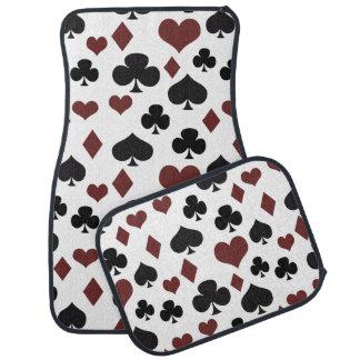 Póker Alfombrilla De Coche