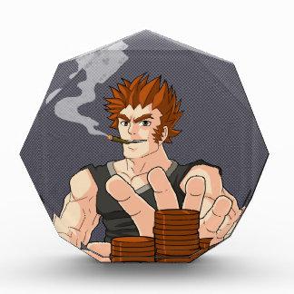 Poker All In Guy Award