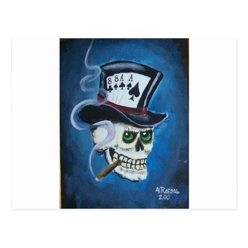 poker art 2 011 post cards