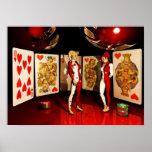 Poker Art Posters
