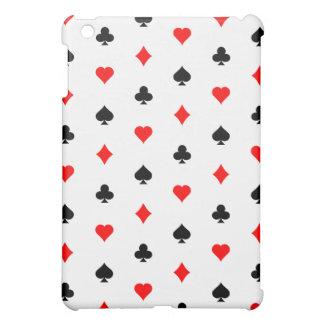 Poker / Blackjack Card Suits: iPad Case
