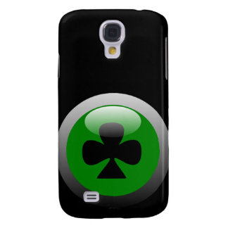 Poker Button - Club Samsung Galaxy S4 Cases