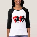 Póker Camisetas