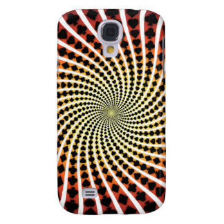 Poker Card Suits Spiral: iPhone 3G Case