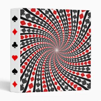Poker Card Suits: Vector Art: Custom Binders