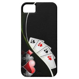 Poker cards and casino symbols iPhone SE/5/5s case
