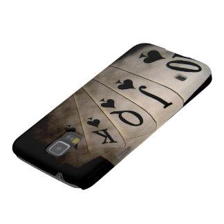 Poker Cards Funda Galaxy S5