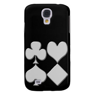 Poker Cards Gambling Poker G3 i Galaxy S4 Cover