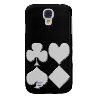 Poker Cards Gambling Poker G3 i Samsung Galaxy S4 Case