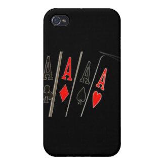 poker_cards iPhone 4 coberturas