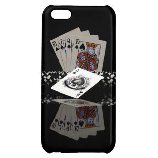 Poker cards iPhone 5C case