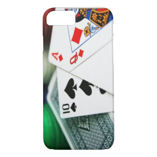 Poker Cards iPhone 7 Case