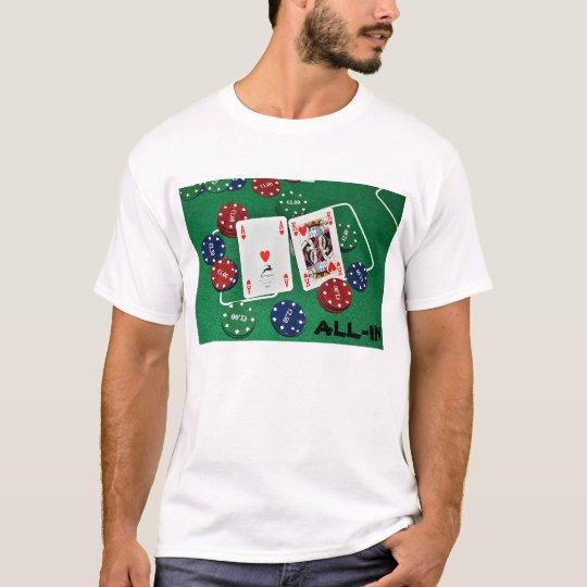 POKER CARDS PHOTOS T-Shirt