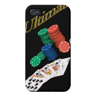Poker - Cards - Ultimate Iphone Cover iPhone 4 Cover