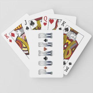 Póker Cartas De Póquer
