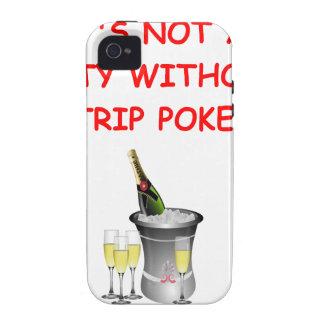 POKER iPhone 4/4S CASE