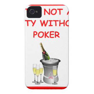 POKER iPhone 4 COVER
