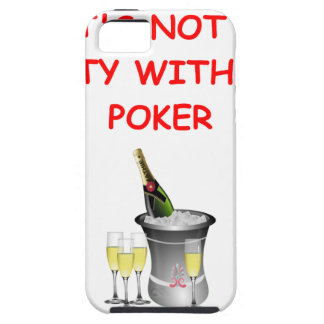 POKER iPhone 5 COVERS