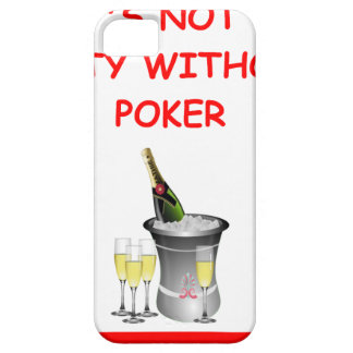 POKER iPhone 5 COVER