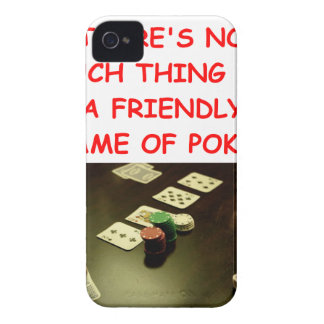 poker iPhone 4 cases