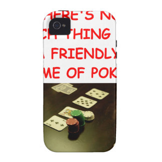 poker case for the iPhone 4