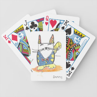 Poker Cat CArds Bicycle Playing Cards
