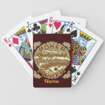 Poker Champ Grandma Bicycle Playing Cards