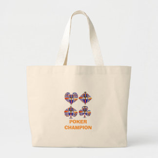 POKER Champion : Giveaway Gifts Tote Bag