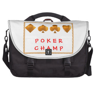 POKER Champion : Giveaway Gifts Laptop Bags